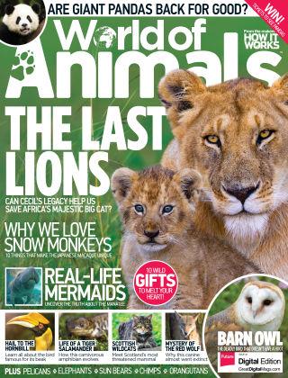 World of Animals Issue 042