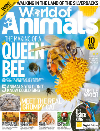 World of Animals Issue 49