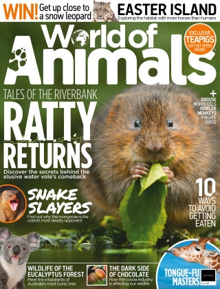 World of Animals Issue 57