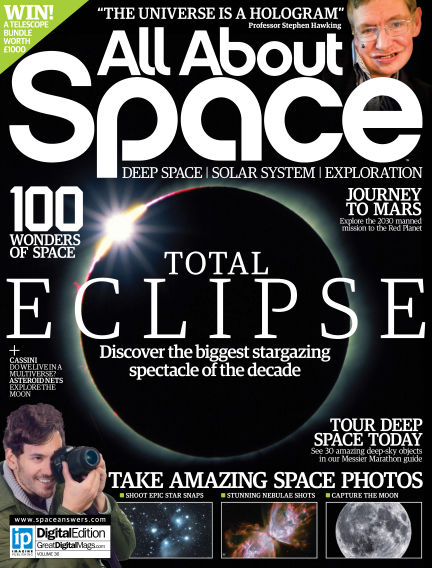 All About Space March 05, 2015 00:00