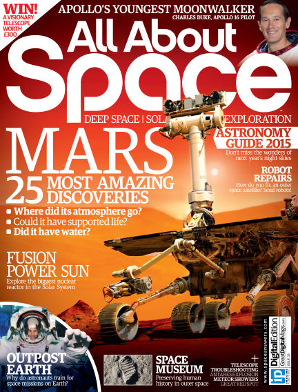 All About Space December 11, 2014 00:00