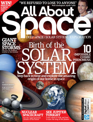 All About Space Issue 035