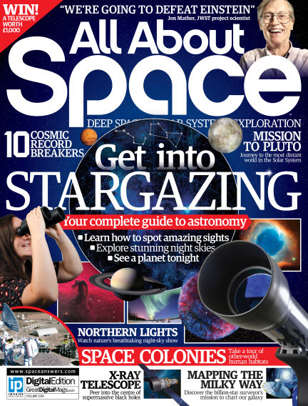 All About Space January 08, 2015 00:00