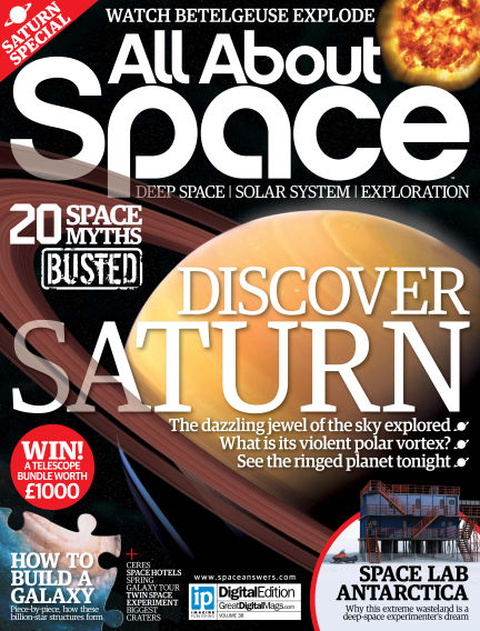 All About Space April 30, 2015 00:00