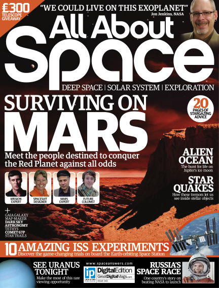 All About Space September 17, 2015 00:00