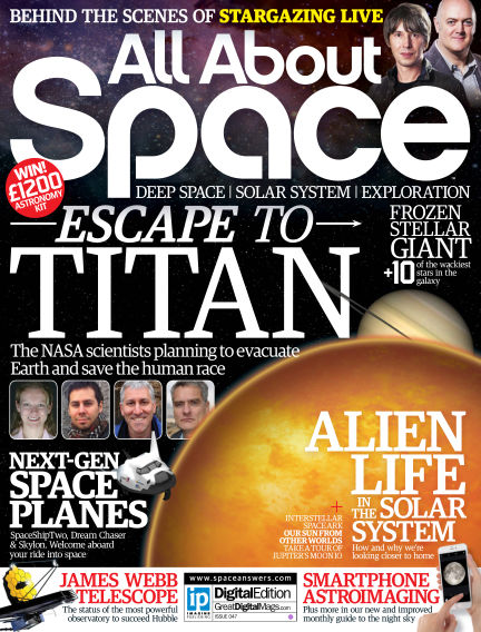All About Space January 07, 2016 00:00