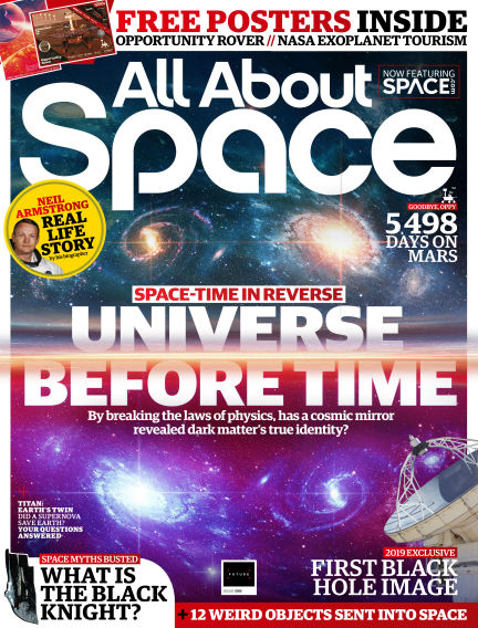 All About Space March 28, 2019 00:00
