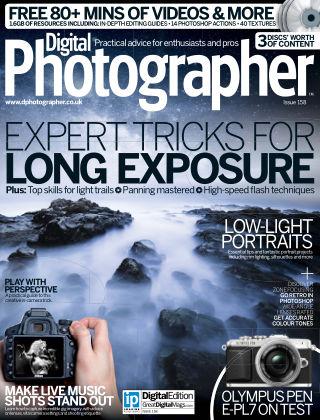 Digital Photographer Issue 158