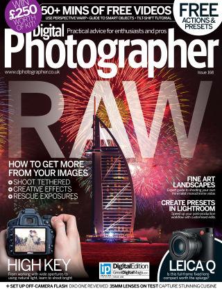 Digital Photographer Issue 168