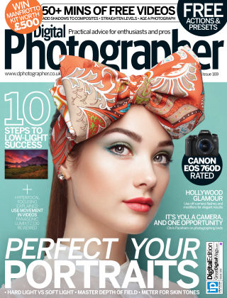 Digital Photographer Issue 169