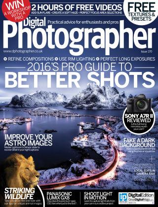 Digital Photographer Issue 170