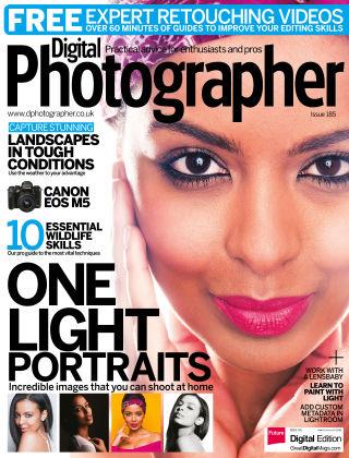 Digital Photographer Issue 185