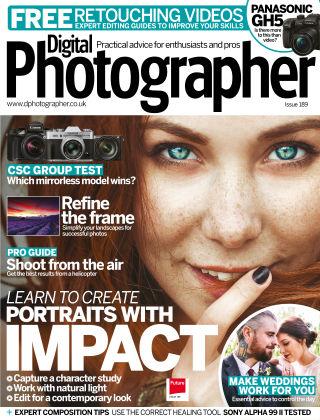 Digital Photographer Issue 189