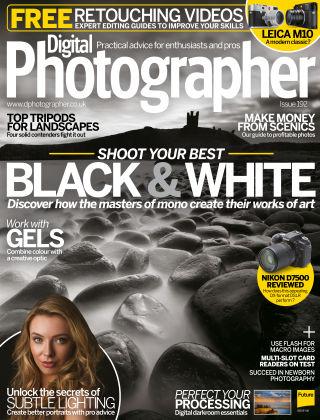 Digital Photographer Issue 192