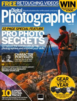 Digital Photographer Issue 196