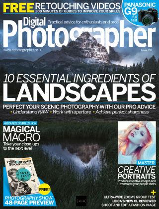 Digital Photographer July 2016