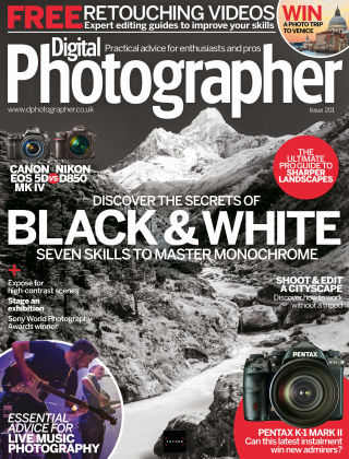 Digital Photographer July 2016