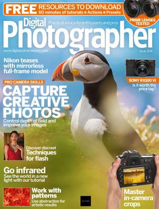 Digital Photographer Issue 204