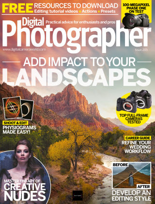 Digital Photographer Issue 205