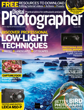 Digital Photographer November 2018