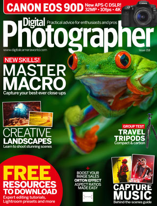 Digital Photographer Issue 218