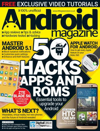 Android Magazine Issue  050