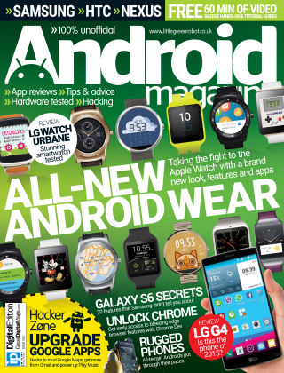 Android Magazine Issue 52