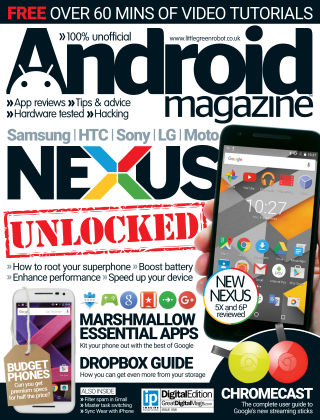 Android Magazine Issue 058