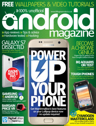 Android Magazine Issue 062
