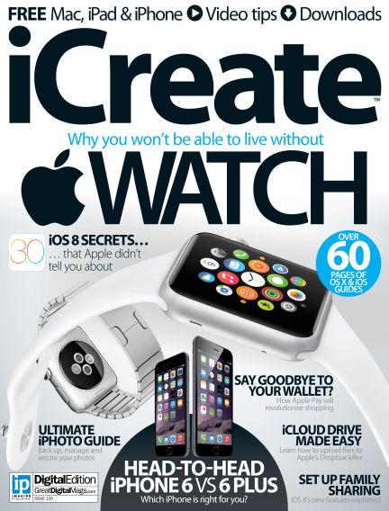 iCreate October 16, 2014 00:00