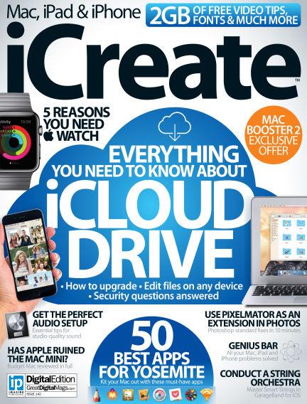 iCreate January 08, 2015 00:00