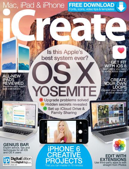 iCreate November 13, 2014 00:00