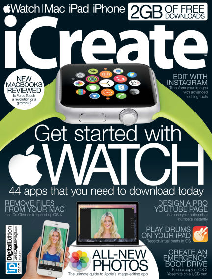 iCreate April 30, 2015 00:00