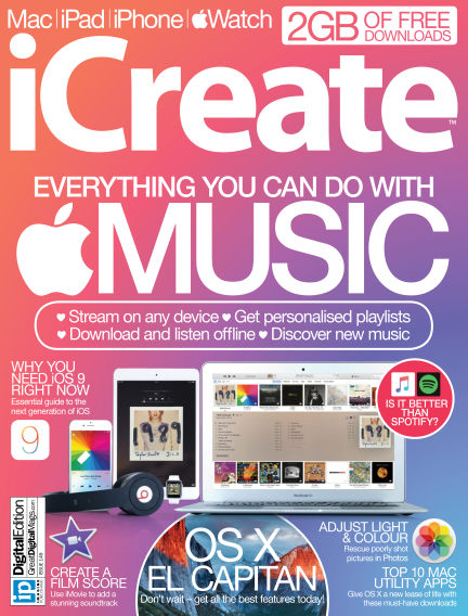 iCreate July 23, 2015 00:00
