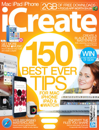 iCreate Issue 150