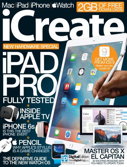 iCreate October 15, 2015 00:00