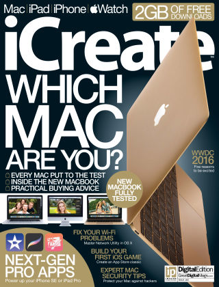 iCreate Issue 160