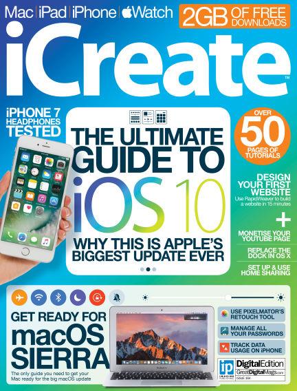 iCreate September 15, 2016 00:00