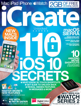 iCreate Issue 166