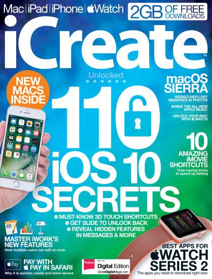 iCreate November 10, 2016 00:00