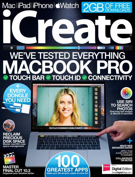iCreate December 08, 2016 00:00