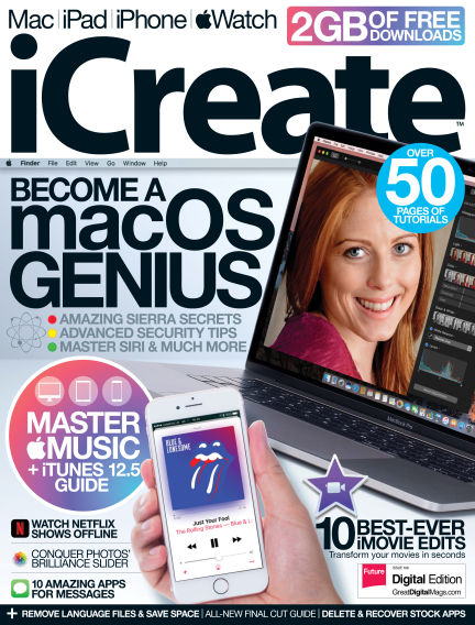 iCreate January 05, 2017 00:00