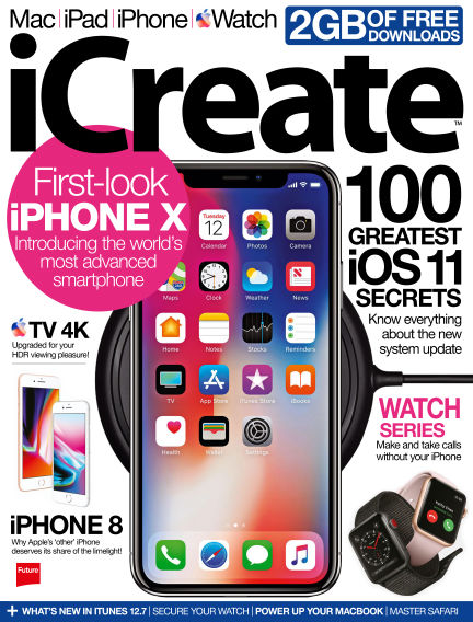iCreate October 12, 2017 00:00