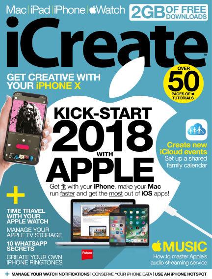 iCreate January 04, 2018 00:00