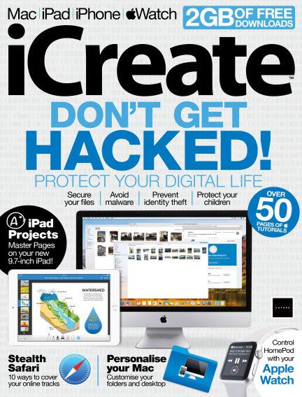 iCreate May 24, 2018 00:00