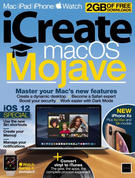 iCreate October 11, 2018 00:00