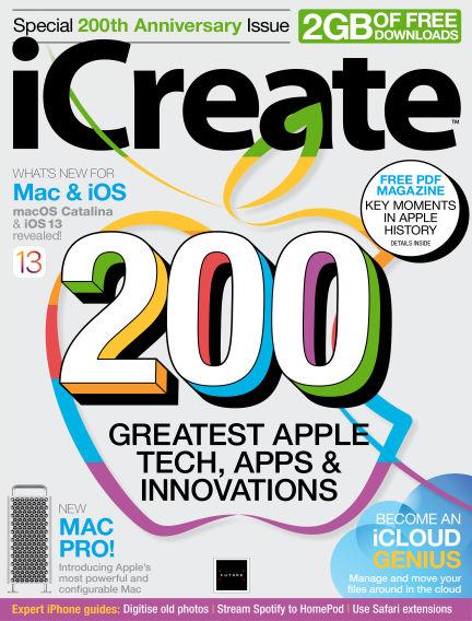 iCreate June 20, 2019 00:00