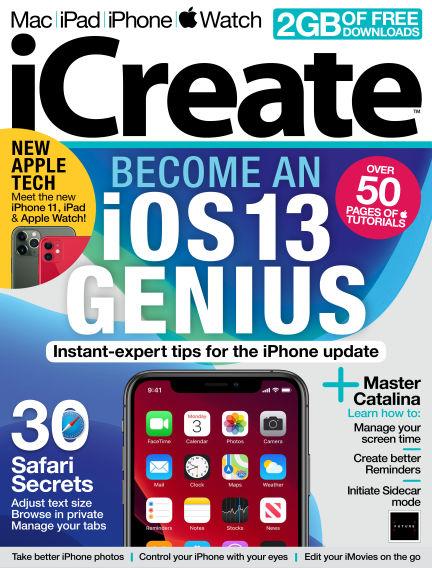 iCreate October 10, 2019 00:00