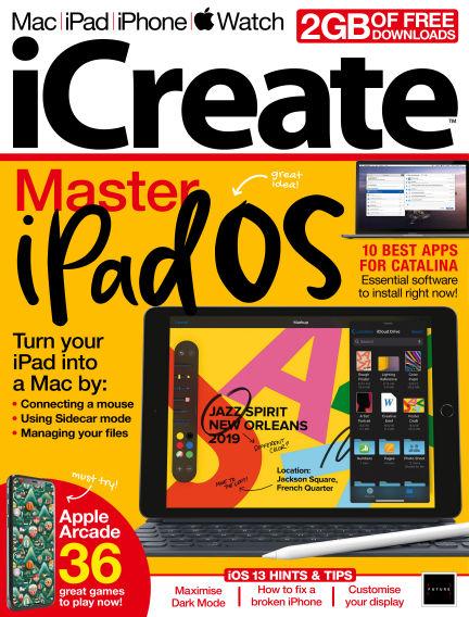 iCreate November 07, 2019 00:00