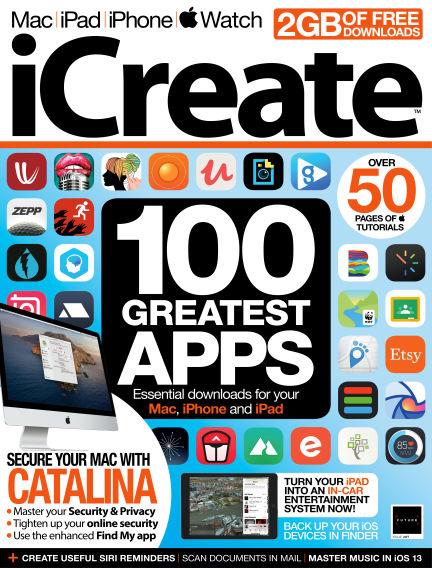 iCreate January 03, 2020 00:00